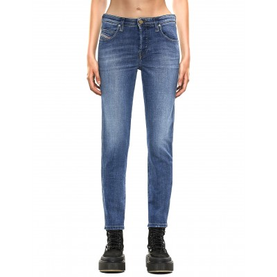 Diesel Jeans Babhila 0098Z Slim-Medium Blue