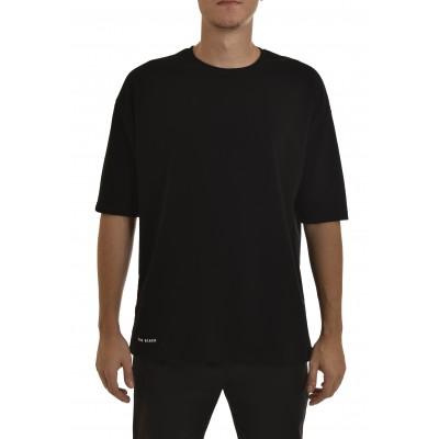 Twin Black Sweatshirt 3/4 Slv-Black