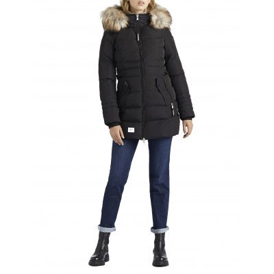 Khujo Winter Coat Amaray-Black