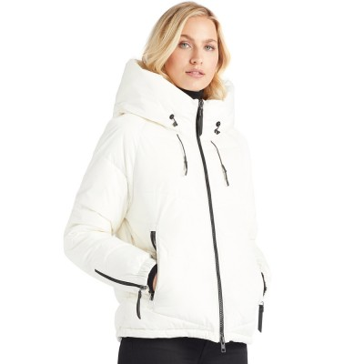 Khujo Quilter Jacket Esila-Off White