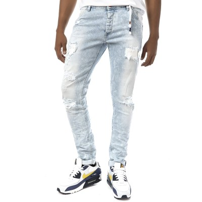 Brokers Jeans-Light Blue