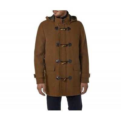 Sogo Coat Montgomery-Camel