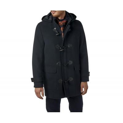 Sogo Coat Montgomery-Dark Blue