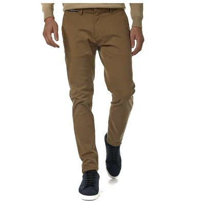 Brokers Trousers Chino-Beige