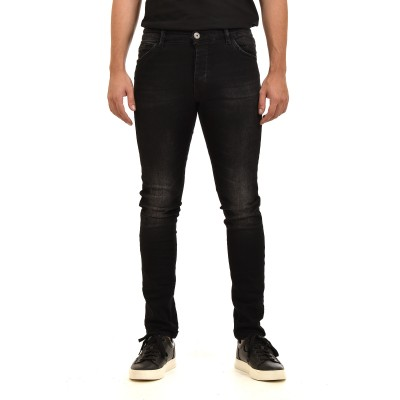 Brokers Jeans Discoloration-Black