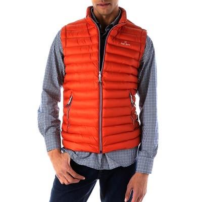 Sogo Waistcoat-Orange