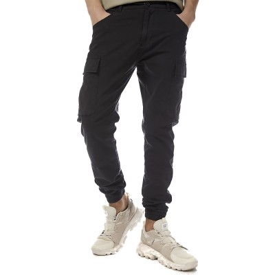 Brokers Trousers Cargo-Black