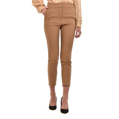 Twenty-29 Trousers Straight-Camel