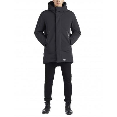 Khujo Quilter Jacket Pandor-Grey