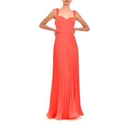 Allure Dress Maxi-Coral