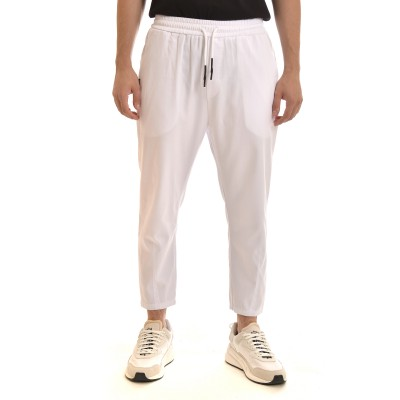 Indeed Pants-White