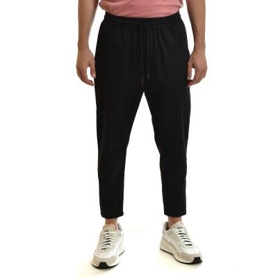Indeed Pants-Black