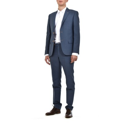 Bizzaro Suit 855-081/2-Blue
