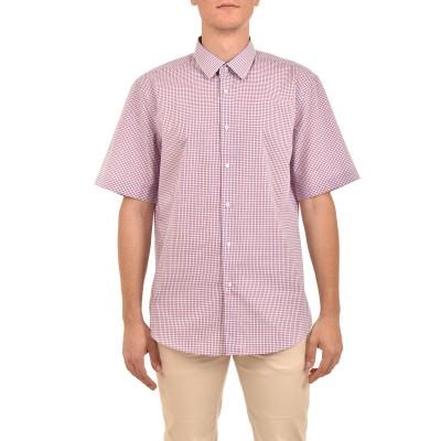 Hugo Boss Shirt Regular Fit-Dark Pink