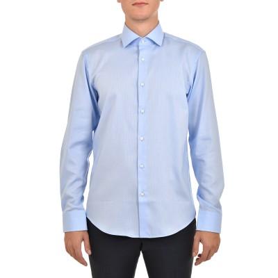 Boss Shirt Regular Fit Easy Iron-Light/Pastel Blue