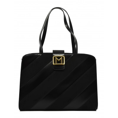 Marella Shopper Bag Pompeo-Black