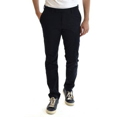 Polo Ralph Lauren Pants Stretch Slim Fit-Aviator Navy