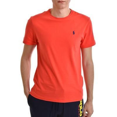Polo Ralph Lauren T-Shirt M Classics Custom Slim Fit-Red