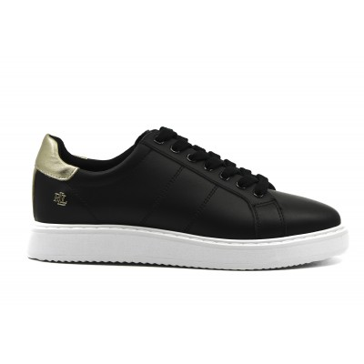 Polo Ralph Lauren Sneakers Angeline II-SK-Ath-Black