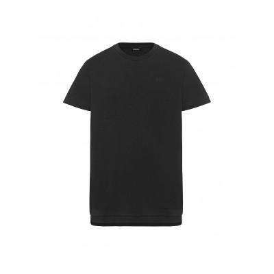 Diesel T-Shirt T-Diamantik-New2-Black