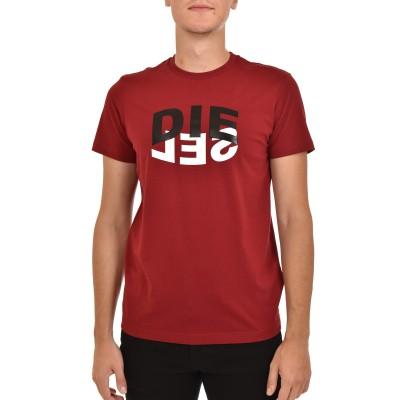 Diesel T-Shirt T-Diegos N22-Bordeaux