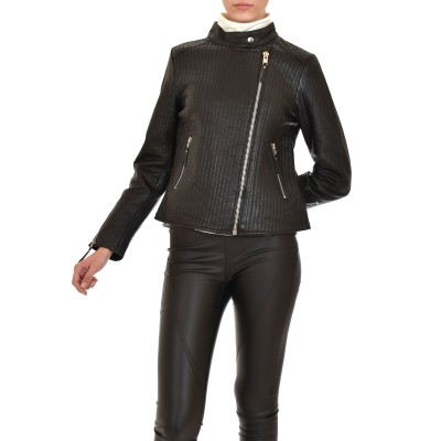 Alma Libre Leather Jacket-Black Sheep