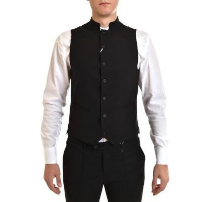 Vittorio Vest-Black