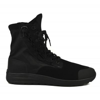 G-Star Raw Ankle Boots Cargo High Leather-Black