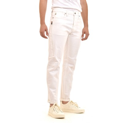 G-Star Raw Jeans Citishield 3D Slim Tapered AC-White