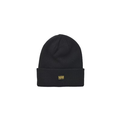 G-Star Raw Beanie Effo Long-Dark Black