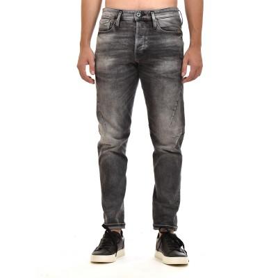G-Star Raw Jeans Scutar 3D Slim Tapered-Vintage Basalt