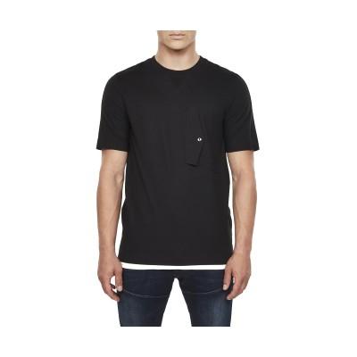 G-Star Raw T-Shirt Pocket Squtar-DK Black