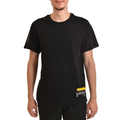 G-Star Raw T-Shirt Pazkor Multi Graphic-Dark Black