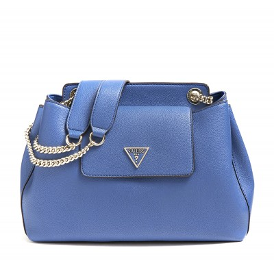 Guess Shoulder Bag Sadrine-Blue