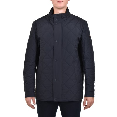 Paul & Shark Jacket Quilted Typhoon Nautical-Blue