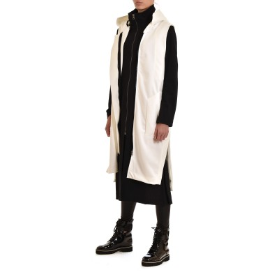 Lotus Eaters Coat Jerk 2 Piece-Black/White