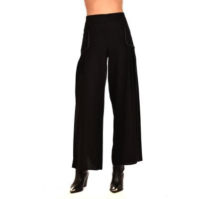 Nekane Trousers Leya SA-Black