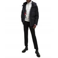 Tommy Hilfiger Jacket Tommy Down HDD-Black