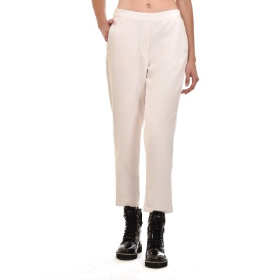 Lotus Eaters Pants Pack Baggy Elastic Waist-Cream