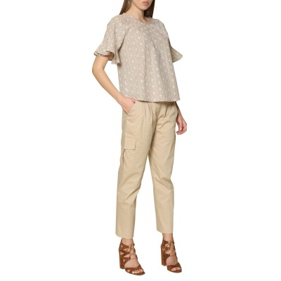 Innocent Trousers Cargo-Beige
