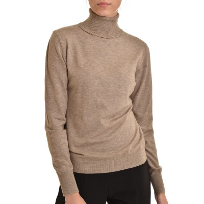 Innocent Knitted Blouse Turtleneck-Puro