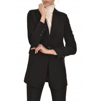 Innocent Blazer Long-Black