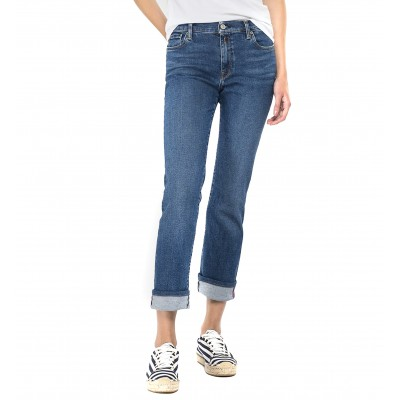 Replay Jeans Julye Rose Label Straight Fit-Medium Blue