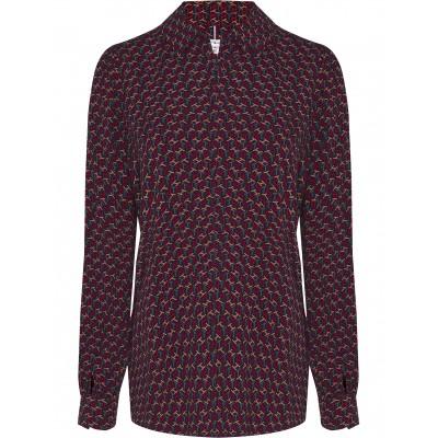 Tommy Hilfiger Shirt LS Aris Regular-Thmonogram/Claypink