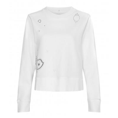 Tommy Hilfiger Sweatshirt Tommy Icons Regular C-NK-White