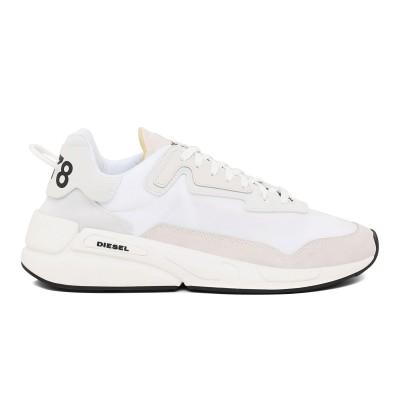 Diesel Sneaker Monochrome-White